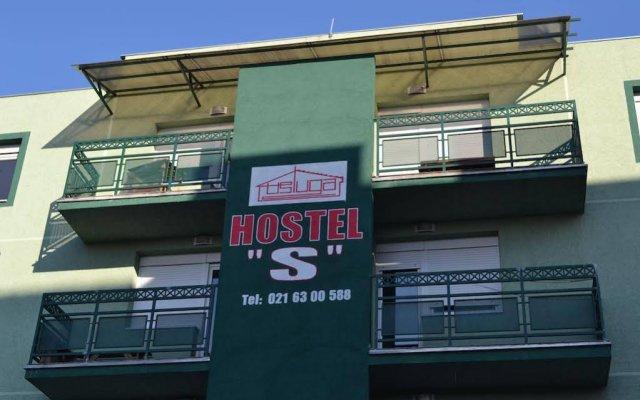 Отель Hostel S Сербия, Нови Сад - отзывы, цены и фото номеров - забронировать отель Hostel S онлайн вид на фасад