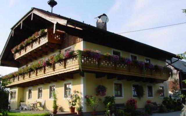 Отель Gästehaus Steinerhof Австрия, Зальцбург - отзывы, цены и фото номеров - забронировать отель Gästehaus Steinerhof онлайн вид на фасад