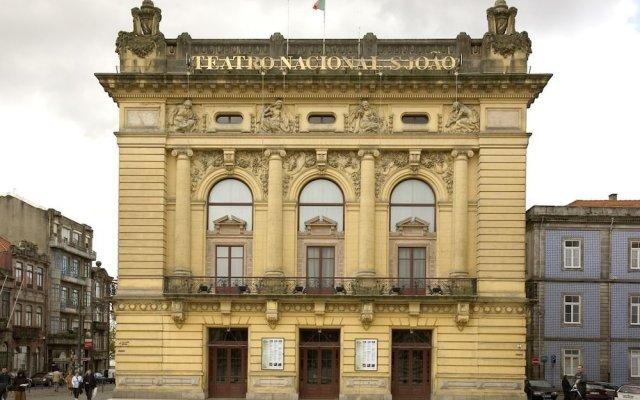 Отель Residencial Triunfo вид на фасад