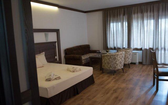 Отель Sport Complex Trakiets Болгария, Соколица - отзывы, цены и фото номеров - забронировать отель Sport Complex Trakiets онлайн комната для гостей