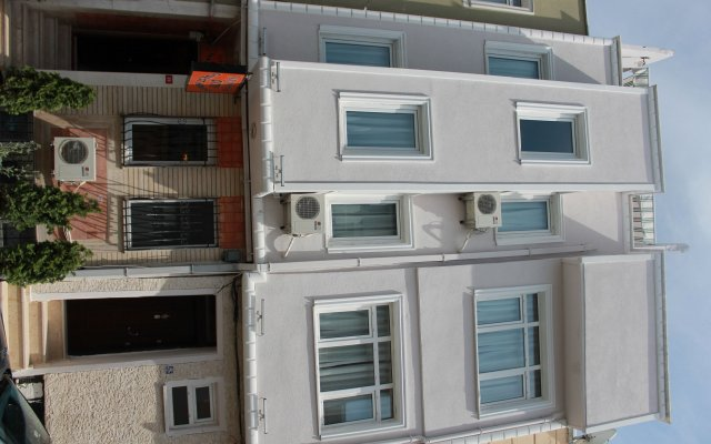 Отель Istanbul City Guest House Стамбул вид на фасад