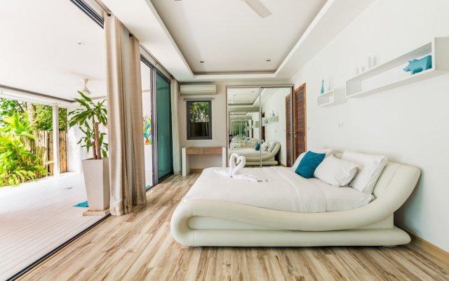 Отель Beachfront Villa Таиланд, пляж Панва - отзывы, цены и фото номеров - забронировать отель Beachfront Villa онлайн вид на фасад