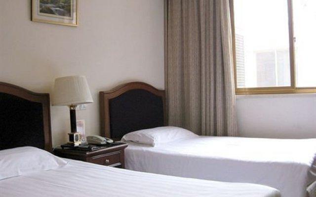 Отель Starway Hotel Nanquan Shanghai Китай, Шанхай - отзывы, цены и фото номеров - забронировать отель Starway Hotel Nanquan Shanghai онлайн комната для гостей