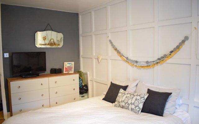 Отель 1 Bedroom Flat With Roof Terrace In Fulham Великобритания, Лондон - отзывы, цены и фото номеров - забронировать отель 1 Bedroom Flat With Roof Terrace In Fulham онлайн комната для гостей