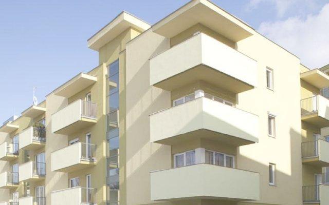Отель Apartament Orient вид на фасад