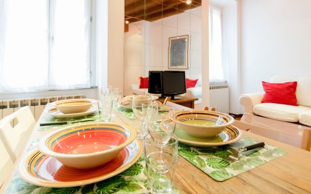 Апартаменты Italianway Garibaldi 55 Studio комната для гостей