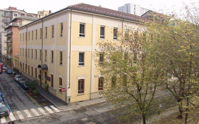 Отель Residence Star вид на фасад