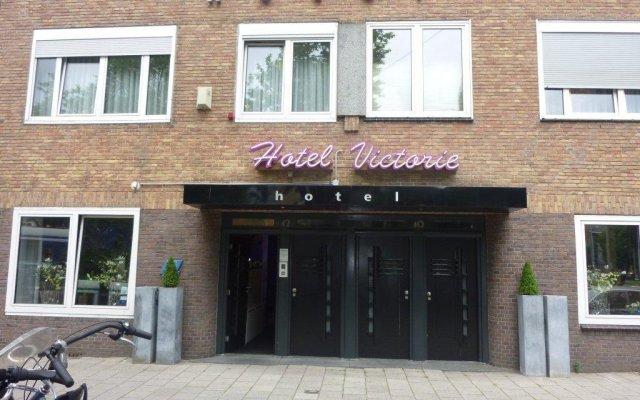 Hotel Victorie вид на фасад