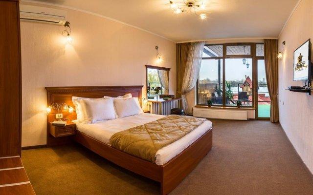 Гостиница Hutor Hotel Украина, Днепр - отзывы, цены и фото номеров - забронировать гостиницу Hutor Hotel онлайн комната для гостей