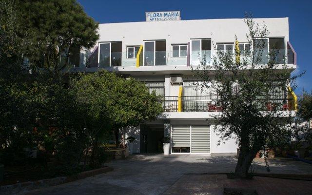 Flora Maria Hotel вид на фасад