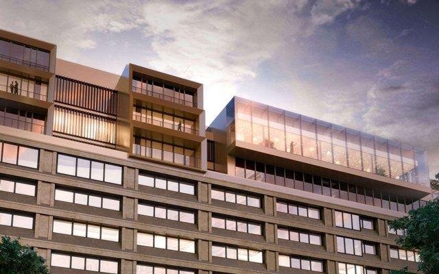 Отель At Six вид на фасад
