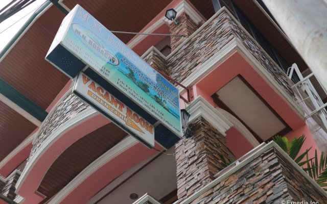 Отель M.N. Boracay Lodge Inn Филиппины, остров Боракай - отзывы, цены и фото номеров - забронировать отель M.N. Boracay Lodge Inn онлайн вид на фасад