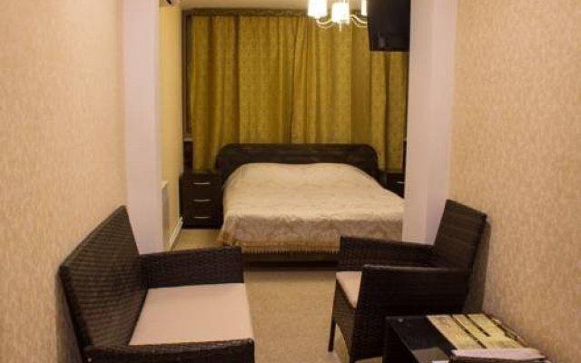 Hotel 7 Fridays Ярославль комната для гостей