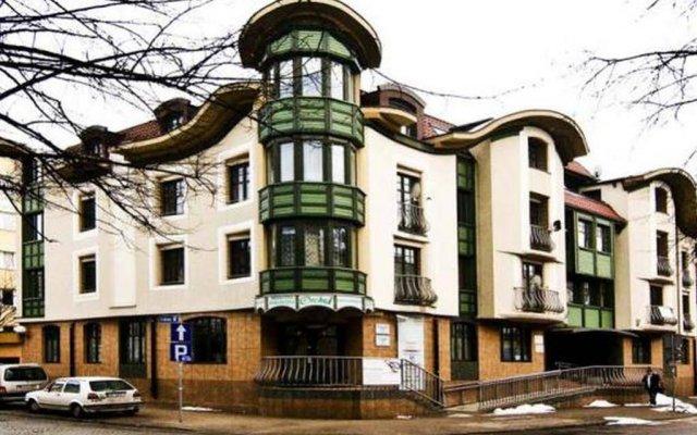 Отель Norda Apartamenty Sopot Польша, Сопот - отзывы, цены и фото номеров - забронировать отель Norda Apartamenty Sopot онлайн вид на фасад