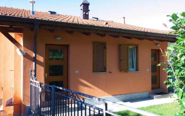 Отель Nina & Berto Италия, Вербания - отзывы, цены и фото номеров - забронировать отель Nina & Berto онлайн вид на фасад