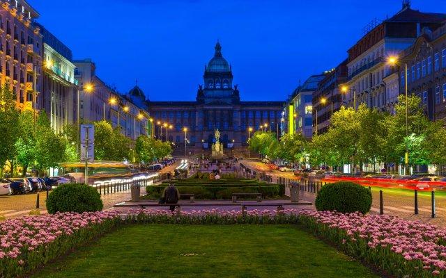 Отель Evropa
