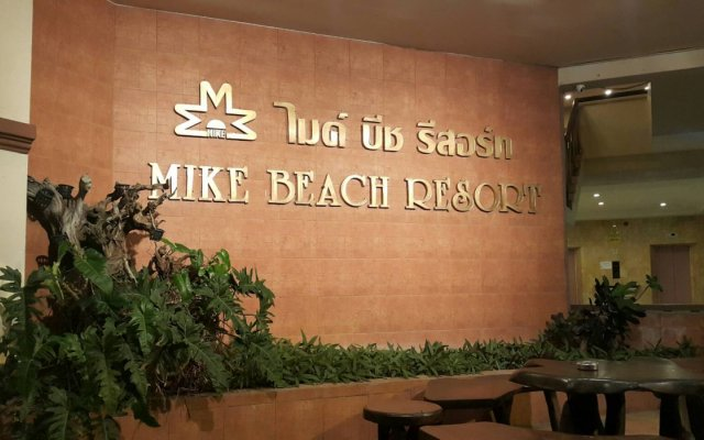 Mike Beach Resort Pattaya In