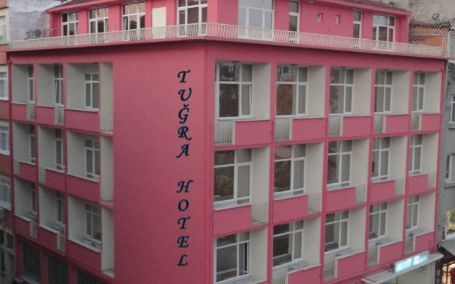 Tugra Hotel вид на фасад
