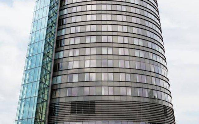 Отель Scandic Forum вид на фасад