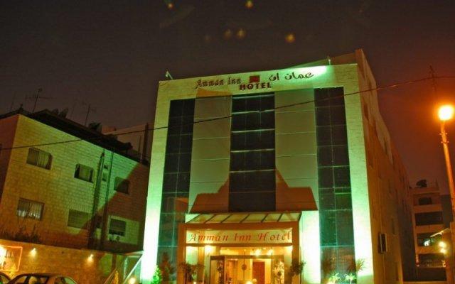 Amman Inn Hotel Jordan