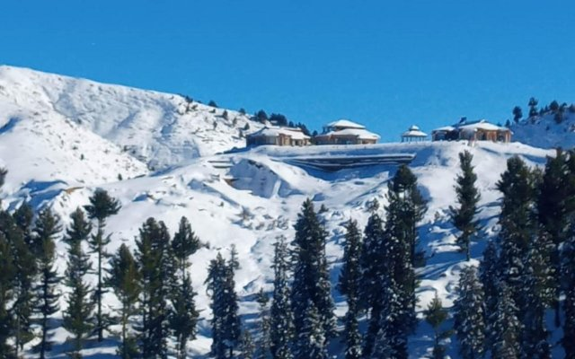 Green Palace Guest House (Ski Resort) Malam Jabba