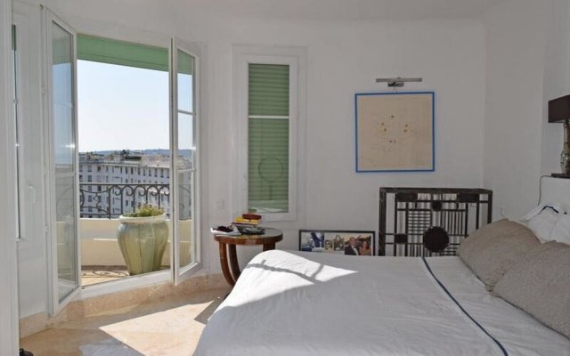 Apartment With 2 Bedrooms in Cannes, With Wonderful sea View, Terrace 1
