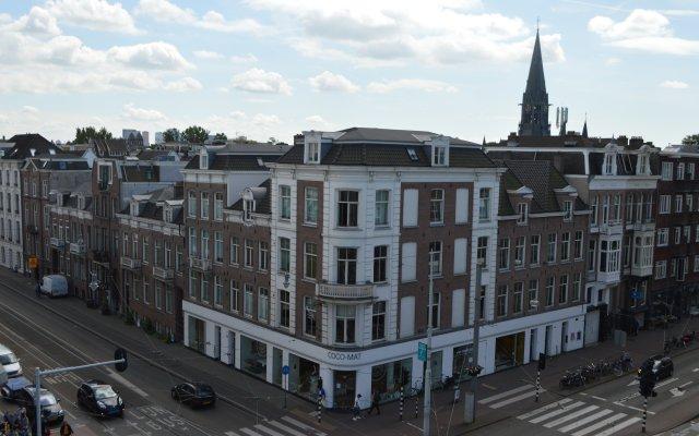 Отель Hostel Princess Нидерланды, Амстердам - - забронировать отель Hostel Princess, цены и фото номеров вид на фасад