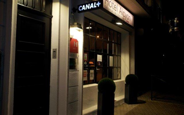 Отель Alcyon Франция, Сомюр - отзывы, цены и фото номеров - забронировать отель Alcyon онлайн вид на фасад