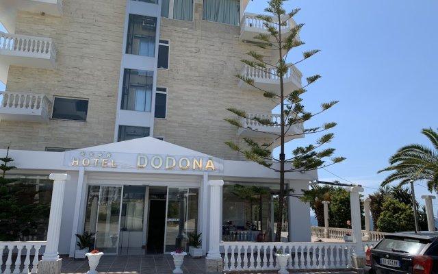 Отель Dodona Албания, Саранда - отзывы, цены и фото номеров - забронировать отель Dodona онлайн вид на фасад
