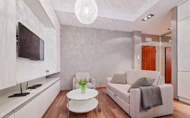 Отель E-Apartamenty Stary Rynek комната для гостей