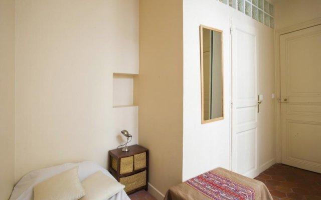 Апартаменты Quai d'Orsay Apartment Париж комната для гостей