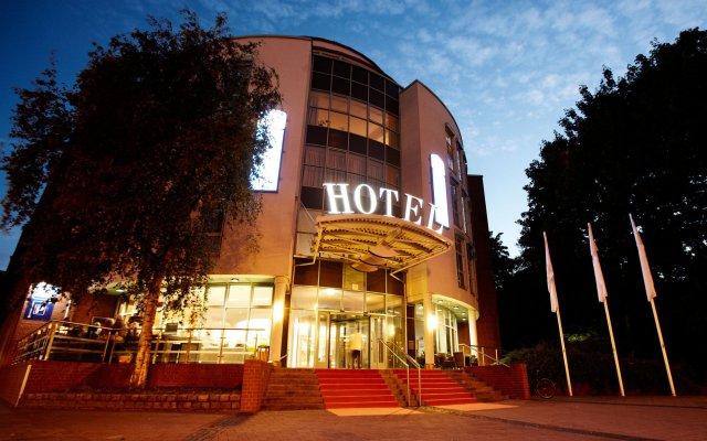 Best Western Hotel Kiel вид на фасад