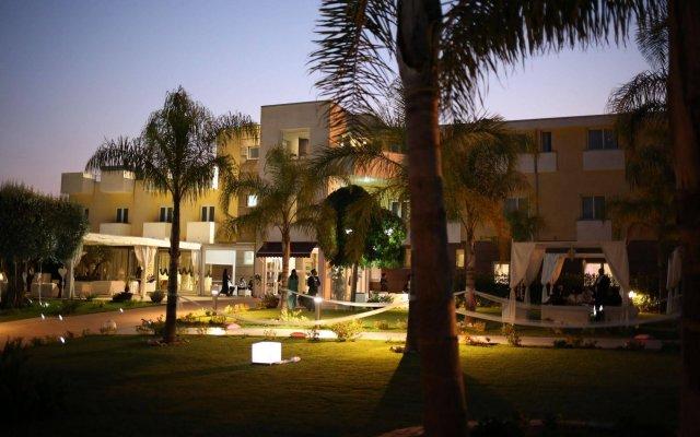 Отель Medea Resort Беллона вид на фасад