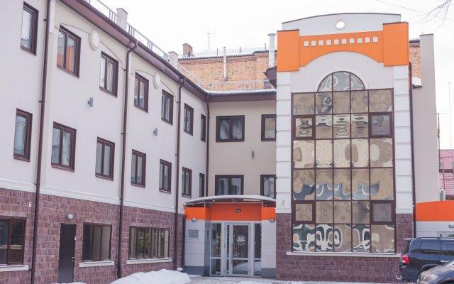 Гостиница Sky Центр Красноярск