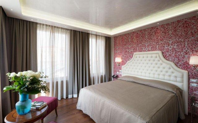 Santa Chiara Hotel & Residenza Parisi Венеция комната для гостей