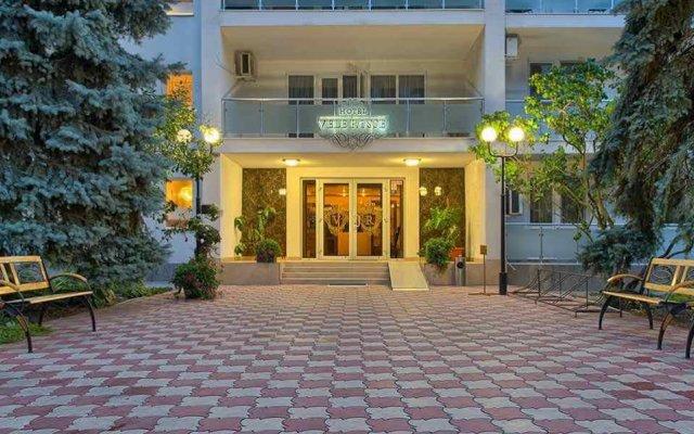 Гостиница Velle Rosso Украина, Одесса - отзывы, цены и фото номеров - забронировать гостиницу Velle Rosso онлайн вид на фасад
