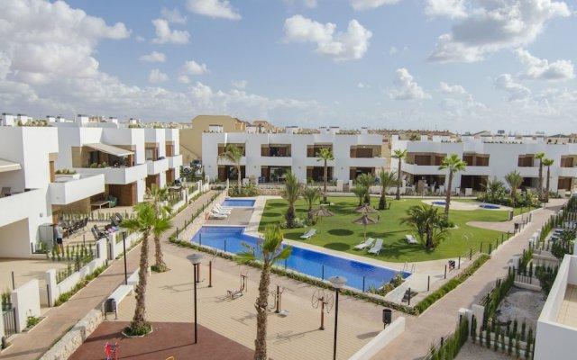 Апартаменты Secreto de la Zenia Apartments - Marholidays Ориуэла балкон