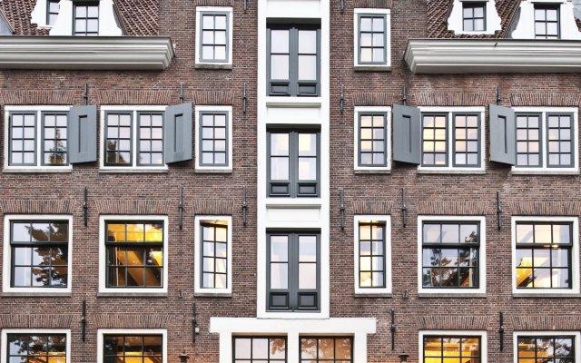 Отель Hapimag Resort Amsterdam Нидерланды, Амстердам - отзывы, цены и фото номеров - забронировать отель Hapimag Resort Amsterdam онлайн вид на фасад