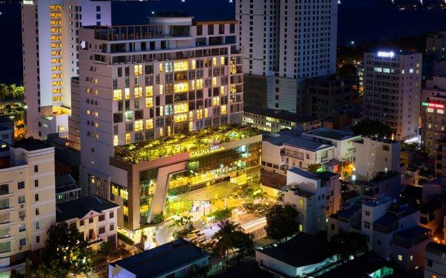 Galina Hotel & Spa вид на фасад