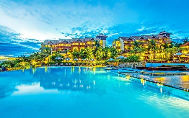 Отель Romana Resort & Spa вид на фасад