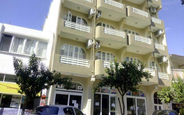 Nicea Турция, Сельчук - 1 отзыв об отеле, цены и фото номеров - забронировать отель Nicea онлайн вид на фасад