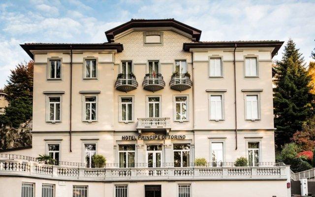Отель Principe di Torino Италия, Турин - отзывы, цены и фото номеров - забронировать отель Principe di Torino онлайн вид на фасад