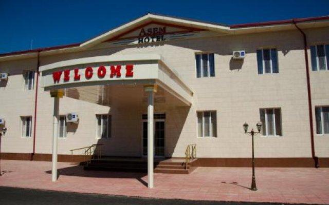 Отель Асем