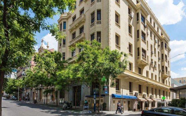 Отель Ayala I Испания, Мадрид - отзывы, цены и фото номеров - забронировать отель Ayala I онлайн вид на фасад