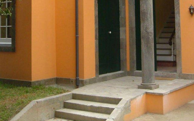 Отель Casa Dos Barcos Furnas вид на фасад