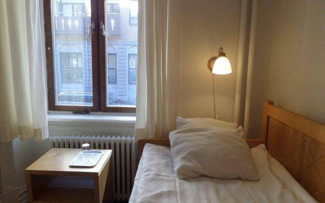 Отель Hotell Maria Eriksson Швеция, Гётеборг - отзывы, цены и фото номеров - забронировать отель Hotell Maria Eriksson онлайн комната для гостей