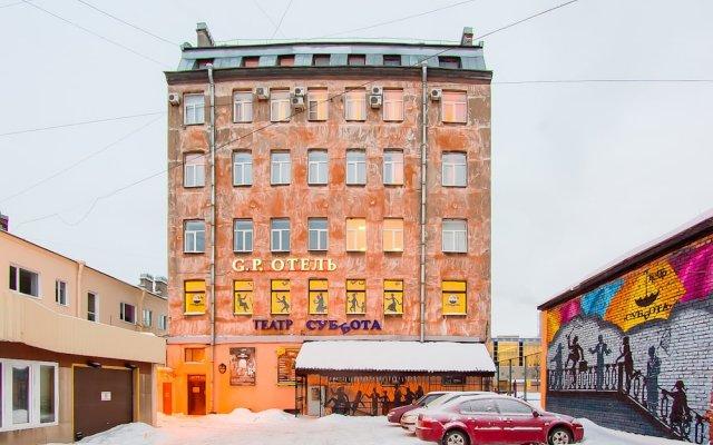 Hotel GP na Zvenigorodskoy Санкт-Петербург вид на фасад