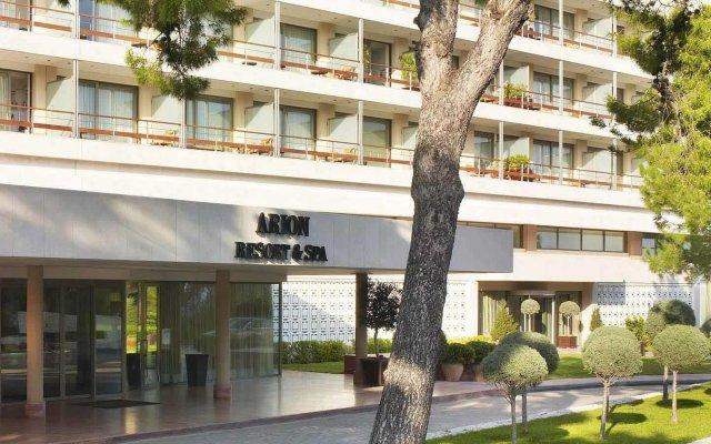 Отель Arion Astir Palace Athens вид на фасад
