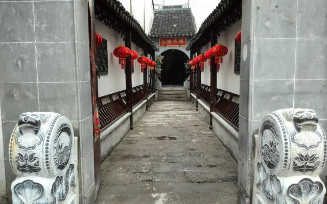Отель Shantang Inn - Suzhou вид на фасад