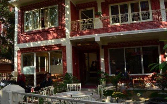 Отель 327 Thamel Hotel Непал, Катманду - отзывы, цены и фото номеров - забронировать отель 327 Thamel Hotel онлайн вид на фасад